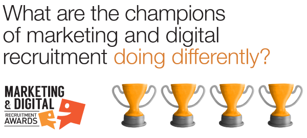 Whitepaper – What are the champions of marketing and digital recruitment doing differently – #MDRAs
